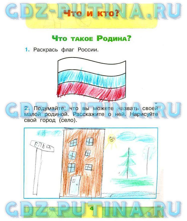 Яковлевич решебник по окружающему миру 1 класс рабочая тетрадь строить