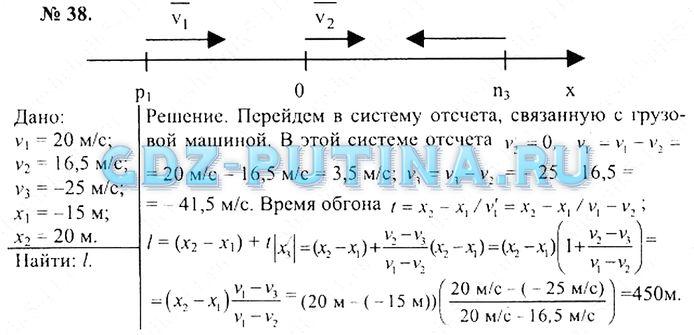 Рымкевич физике 10 задачник по