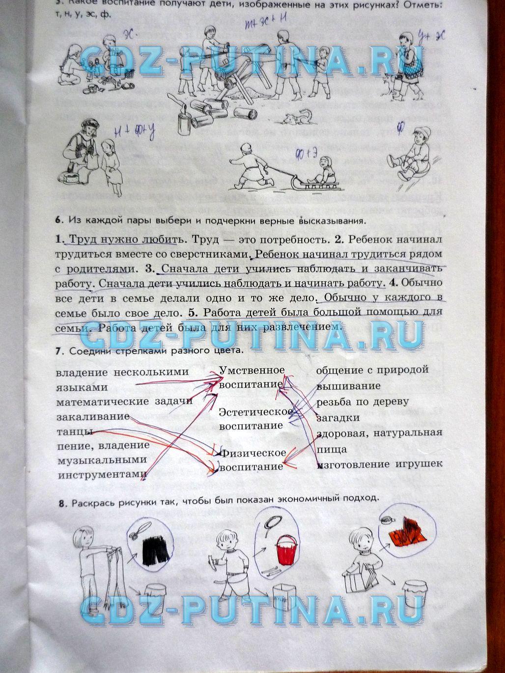 Елена енькка учебник родной край 5 класс