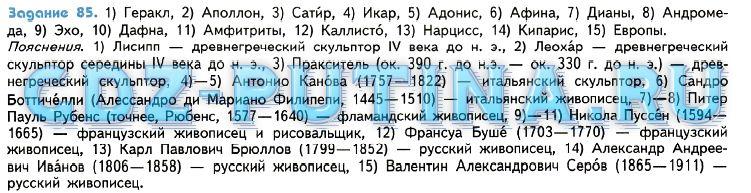 ГДЗ по литературе 7 класс Ахмадуллина рабочая тетрадь