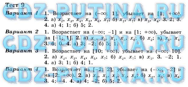 решебник к учебнику английский для математиков