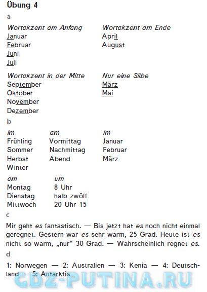 Учебник по немецкому языку 7 класс horizonte гдз.