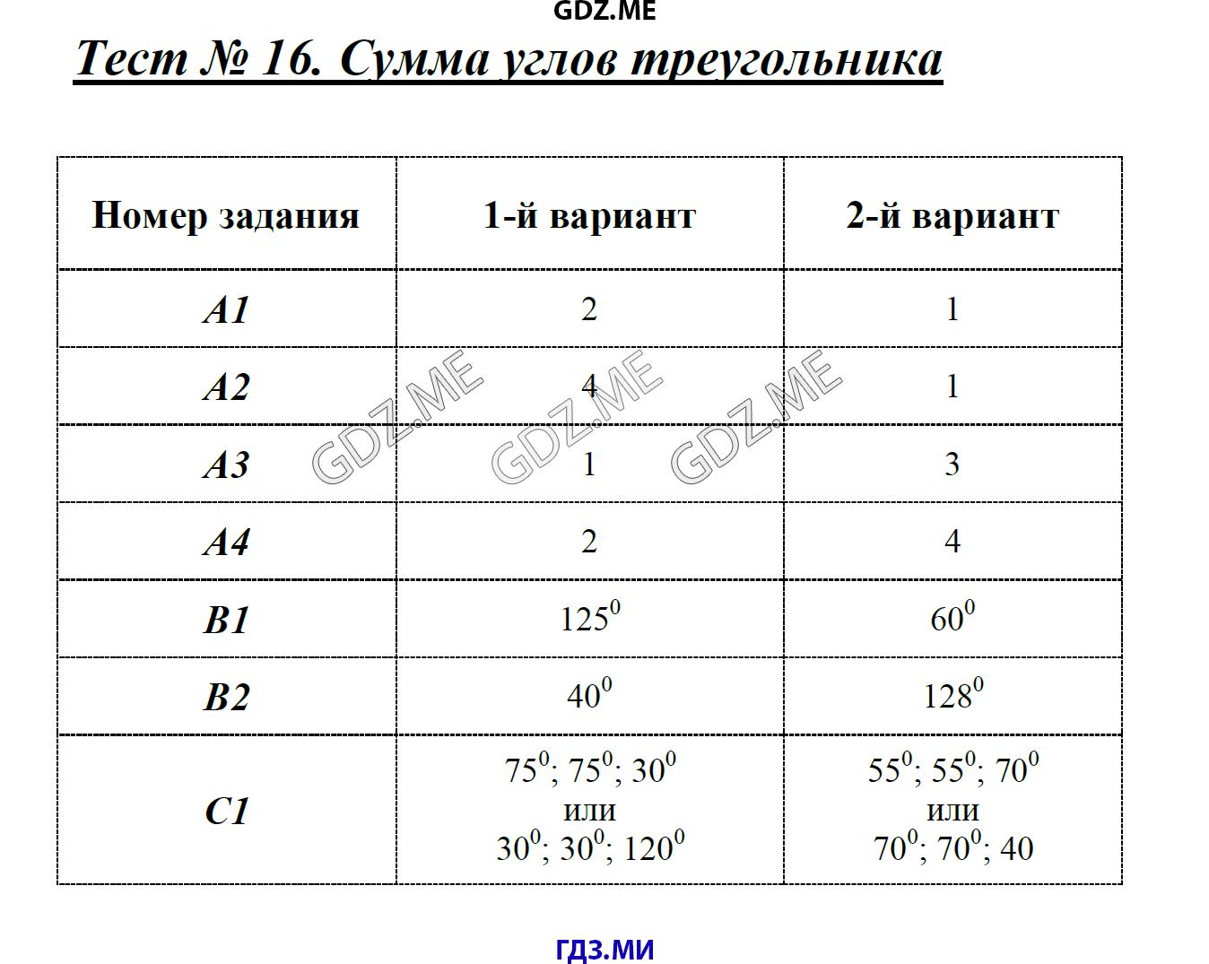 Решебник по Геометрии 10 Анатасян