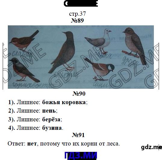 Гдз окружающий мир 4 класс ивченкова ответы 1 часть