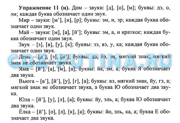 Гдз по русскому 8 практика