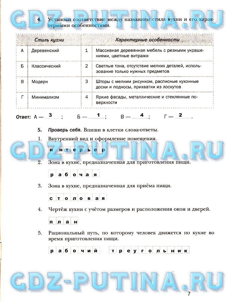 Ответы 6 класс по этики в рабочей тетради оксана данилевська онлайн